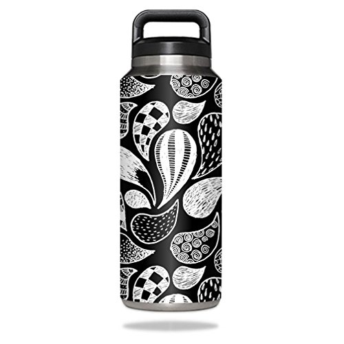 MightySkins Protective Vinyl Skin Decal for YETI Rambler Bottle 36 oz wrap cover sticker skins Drops
