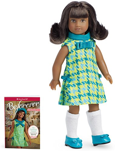 Amer Girl Melody Ellison Mini Doll & Book (Best Place To Sell American Girl Dolls)