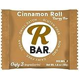 RBar Energy Cinnamon Roll Energy Bar, 3 Ingredients, 10 Count