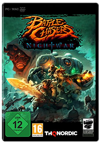Battle Chasers: Nightwar (UK Import) - PC