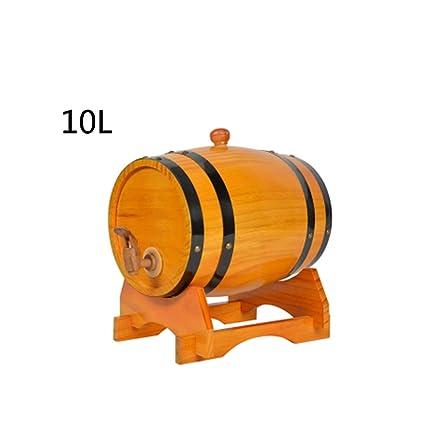 Amazoncom Fyhdj14 Wooden Oak Barrels Barrels Barrels Vats Large