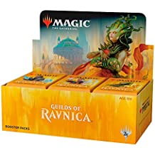 Magic: The Gathering Guilds of Ravnica Booster Box | 36 Booster Packs (540 Cards) Set