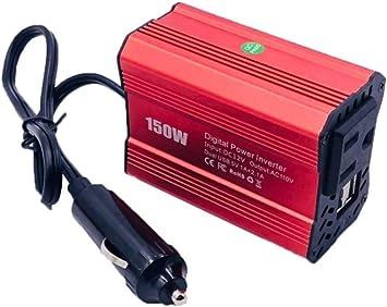 AC110V-220V to DC12V US Car Power Adapter Converter