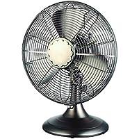 Cozy Breeze 12-in 3-Speed Oscillation Desk Fan