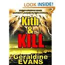 Kith and Kill (Rafferty & Llewellyn Book 15)