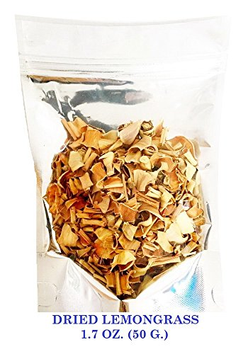 Thai Tasty Dried Lemongrass 50 Gram Part Of Tom Yum Sets Thai Food Hot and Spicy Soup For The Kitchen will Returnable To Fresh After Cooked.