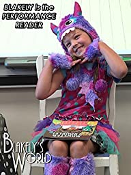Blakely is the Performance Reader