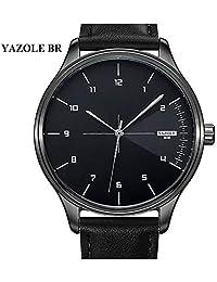Relógio Masculino Yazole 502 Preto