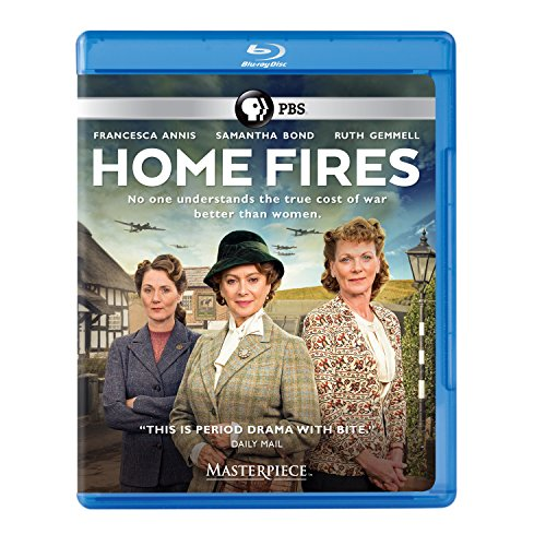 Blu-ray : Masterpiece: Home Fires (U.K. Edition) (2 Pack, 2 Disc)