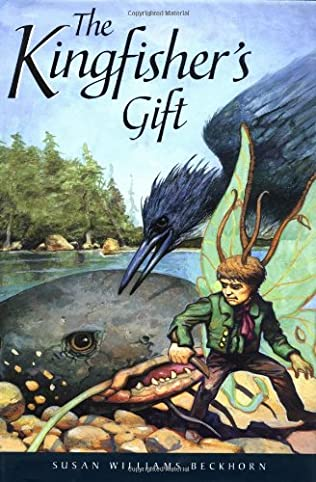 book cover of The Kingfisher\'s Gift