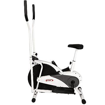 Amaranto bicicleta de ejercicio gimnasio entrenador Fitness Indoor máquina Cruz Maestro Cardio ajustable