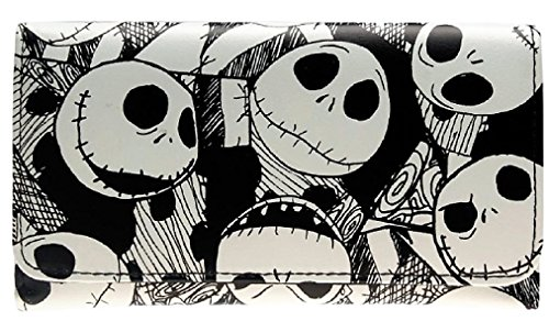 Nightmare Before Christmas Clutch Wallet