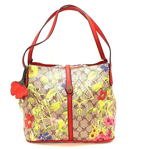 rouges avec logo Sac fleurs et Blugirl BFqxAX
