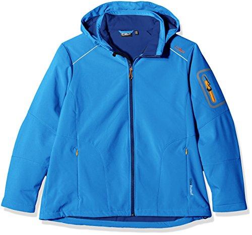 CMP - Chaqueta con capucha para mujer Riviera/Nautico