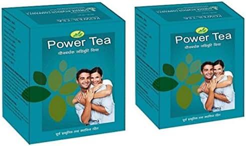 Gorkha Himalayan Herbal Power Tea 2 Bulk Pack 200g Enhance Sexualpower Natural Caffeine Free Herbal Formula Contain Himalayan Yarchagumba (Cordyceps sinensis) Known as Biological Gold