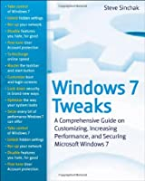 Windows 7 Tweaks Front Cover