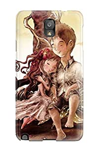 Series Skin Case Cover For Galaxy Note 3 Love (33724090)