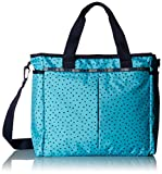 LeSportsac Women's Ryan Baby Diaper Bag Carry Skies