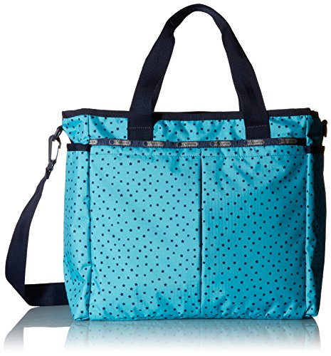 LeSportsac Women's Ryan Baby Diaper Bag Carry On On, Skies