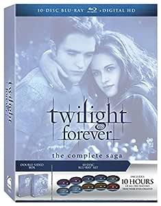 Twilight Forever: The Complete Saga [Blu-ray + Digital]