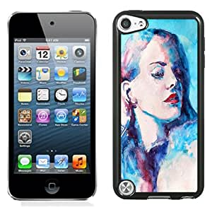 New Fashionable Designed For iPod Touch 5th Phone Case With Lana Khavronenko Art Phone Case Cover