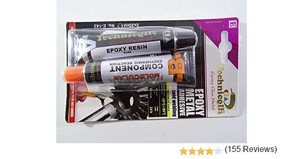 Pegamento adhesivo epóxico muy fuerte para metales, aleación ...