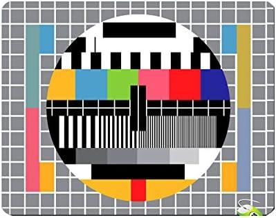 TV de goma sin señal de alfombrilla de ratón para videojuegos 10,4 x 20,32 cm: Amazon.es: Informática