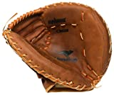 Nokona CM600K 32-Inch Closed Web Buckaroo Hide Catcher's Mitt (Right-Handed Throw)