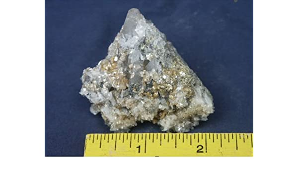 Amazon com: Cookeite Mineral (Gem) on solution quartz