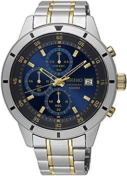 Seiko SKS581 Special Value Men's Quartz Watch