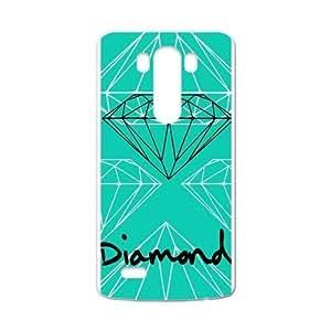 Canting_Good Diamond Custom Case Shell Cover for LG G3 (Laser Technology)