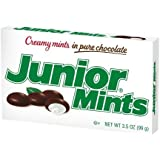 Junior Mints 3.5 Ounce box (six boxes)