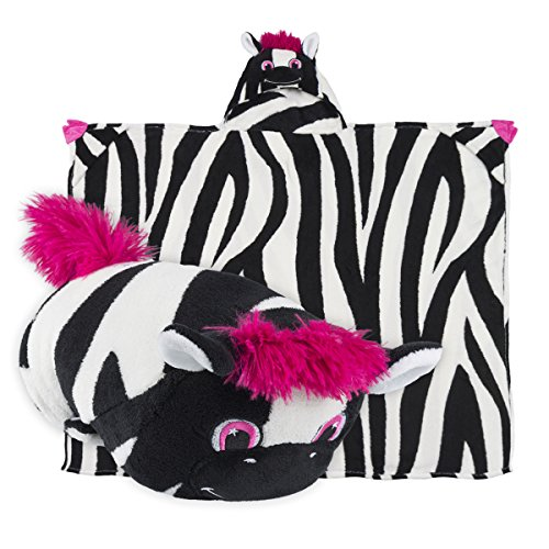 Zebra Baby Pillow - 3