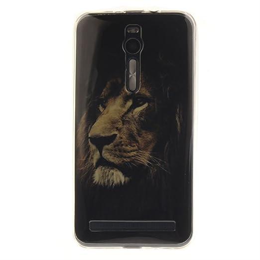 4 opinioni per KATUMO®Cover in Silicone Asus Zenfone 2 ( ZE551ML ZE550ML ), Slim Case Ultra
