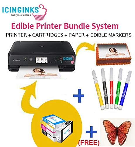 Beginner Canon Edible Printer Bundle Package