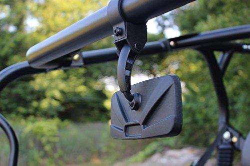 Side Cascade - UTV RZR GATOR Ranger YXZ universal Rear View / Side View Mirror 1.75 clamp #693-3553-00 by Bad Dawg
