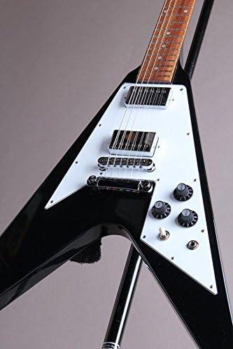 Gibson Flying V 2015 Japón limitada ébano guitarra eléctrica ...