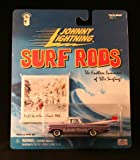 REDONDO GONZOS * PURPLE * Johnny Lightning 2000 SURF RODS Release One 1:64 Scale Die Cast Vehicle