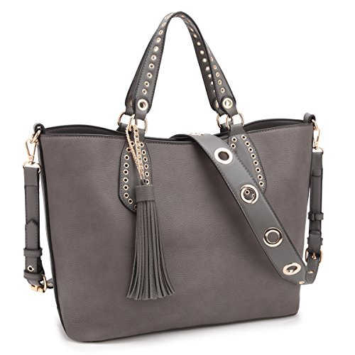 Tote Shoulder Bags Satchel Handbags Large Laptop Purses ()