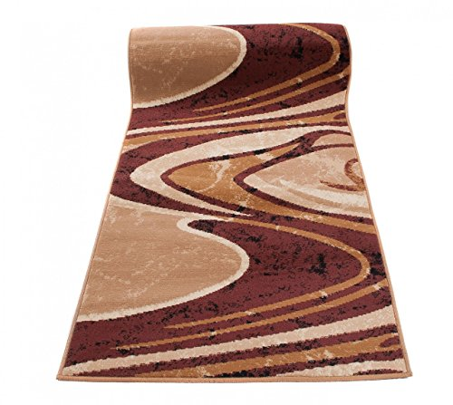 Trendy Design Home Carpet Runner Animal Tiger Pattern Black /& White Grey Rug Runner Perfect For Hall Hallway /& Stairs Short 2ft4 x 1ft8 MONACO  70 x 50 cm