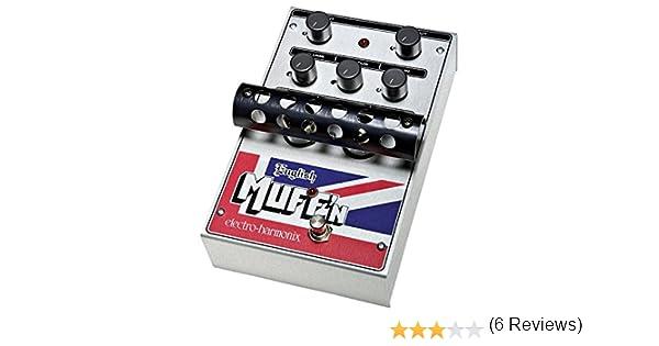 electro-harmonix English Muffn - Pedal de distorsión para ...