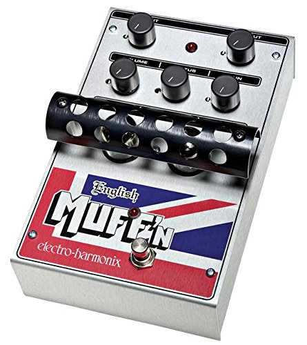 (Electro-Harmonix English Muff'n Tube Overdrive Pedal)