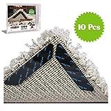 Rug Gripper Carpet Corner Weights No Slip Anti
