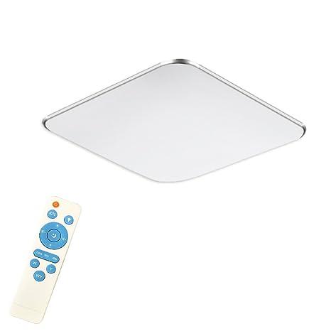SAILUN 24W regulable Ultradelgado LED luz de techo moderno lámpara ...