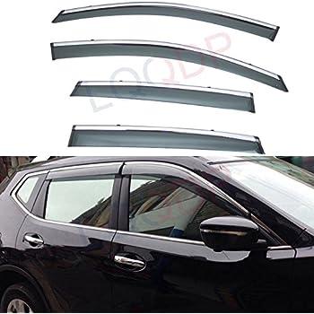2012-2016 Honda CR-V AVS IN-CHANNEL Rain Guards Visors Window Deflectors