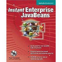 Instant Enterprise JavaBeans (Application Development)