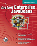 Instant Enterprise JavaBeans (Application Development)