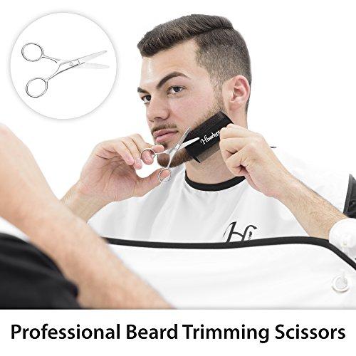 Catcher Grooming Scissors Shaping GIFT White