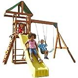 Swing-N-Slide Grandview Twist Play Set with Two...