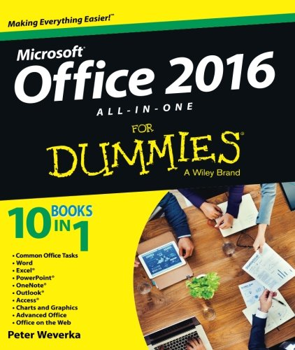 Office 2016 All-In-One For (Ms Basics Kit)